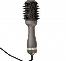 جهاز تصفيف و تجفيف الشعر من كلارا - رمادي