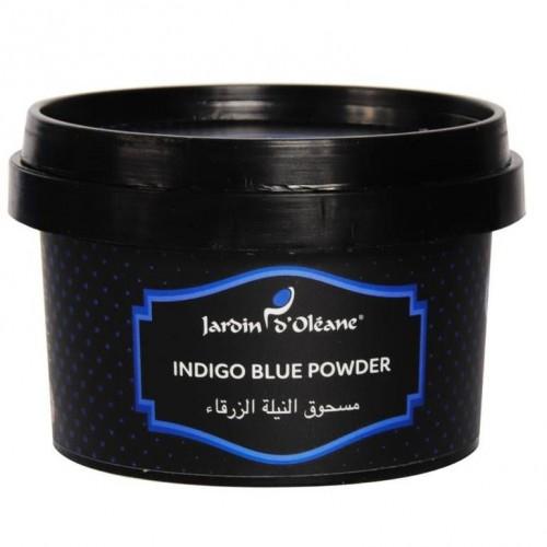 مسحوق النيلة الزرقاء من جاردن دي اوليان